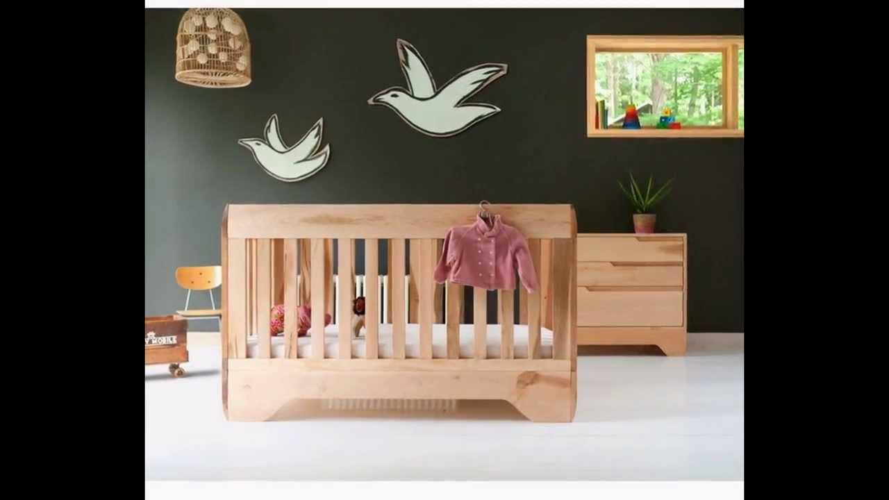 lettini per neonato e bambino di design e trasformabili - youtube - Arredamento Neonati Design