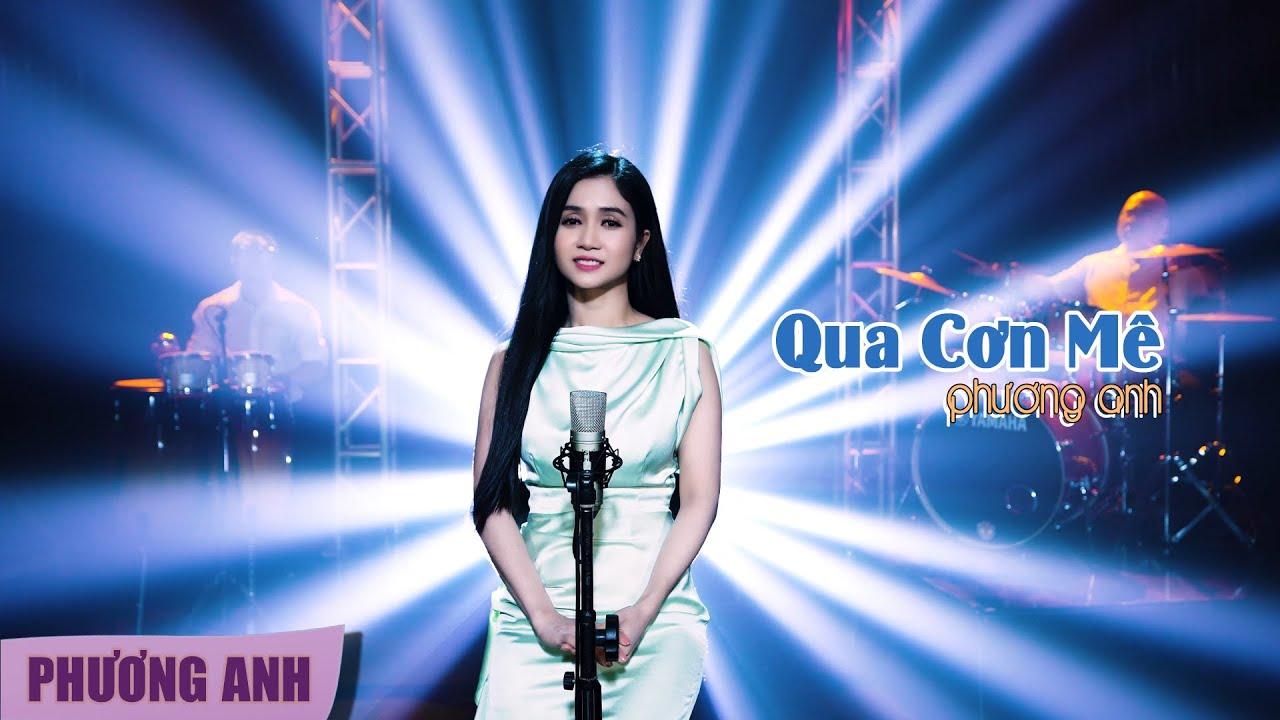 Qua Cơn Mê - Phương Anh (Official 4K MV)
