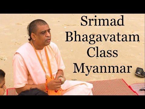 Srimad Bhagavatam SB 9.18.43 (Myanmar)