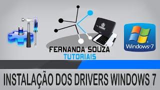 2° Tutorial: Como instalar os drivers no tablet da CCE com Windows 7.