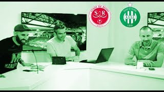 REIMS - AS Saint-Etienne en live !
