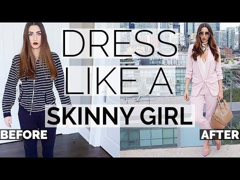 15 Frumpy Girl Secrets to Dress Like A Skinny Girl