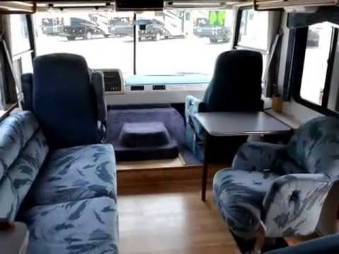 1994 Fleetwood Flair 34 Class A Motorhome Rv 12480 Youtube