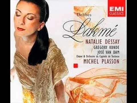 Natalie Dessay & Gregory Kunde - duet from Lakmé