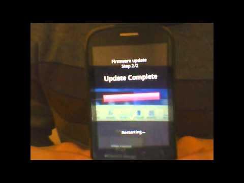 Reinstallare Android 2.2 su Huawei Ideos U8150