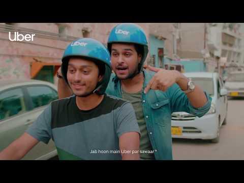 Asim Azhar | Jimmy Khan | Shuja Haider | Abid Brohi | Uber Moto TVC
