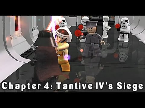Tantive IV's Siege - LEGO Star Wars The Complete Saga