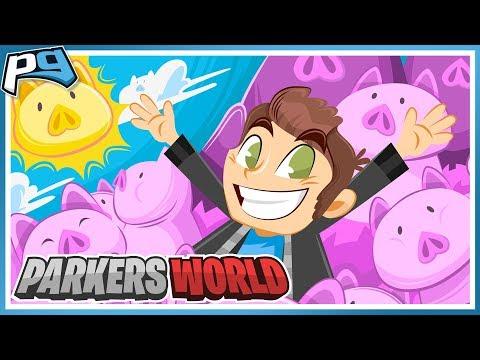 OUR WORLD HAS JUST BEGUN - *Parker's Minecraft World*