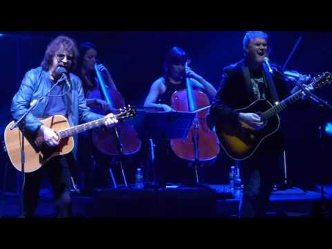 """Telephone Line"" Jeff Lynne's ELO@Radio City Music Hall New York 9/16/16"