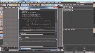 Cinema 4d Tutorial - Python Scripting SNAKE Game