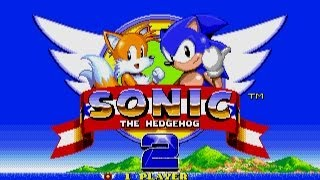 Sonic the Hedgehog 2 (Mega Drive/Genesis) [Longplay]