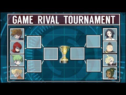 Complete Game Rival Tournament (Pokémon Sun/Moon)