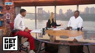 Keyshawn Johnson warns Jets to not start Sam Darnold in Week 1 | Get Up! | ESPN