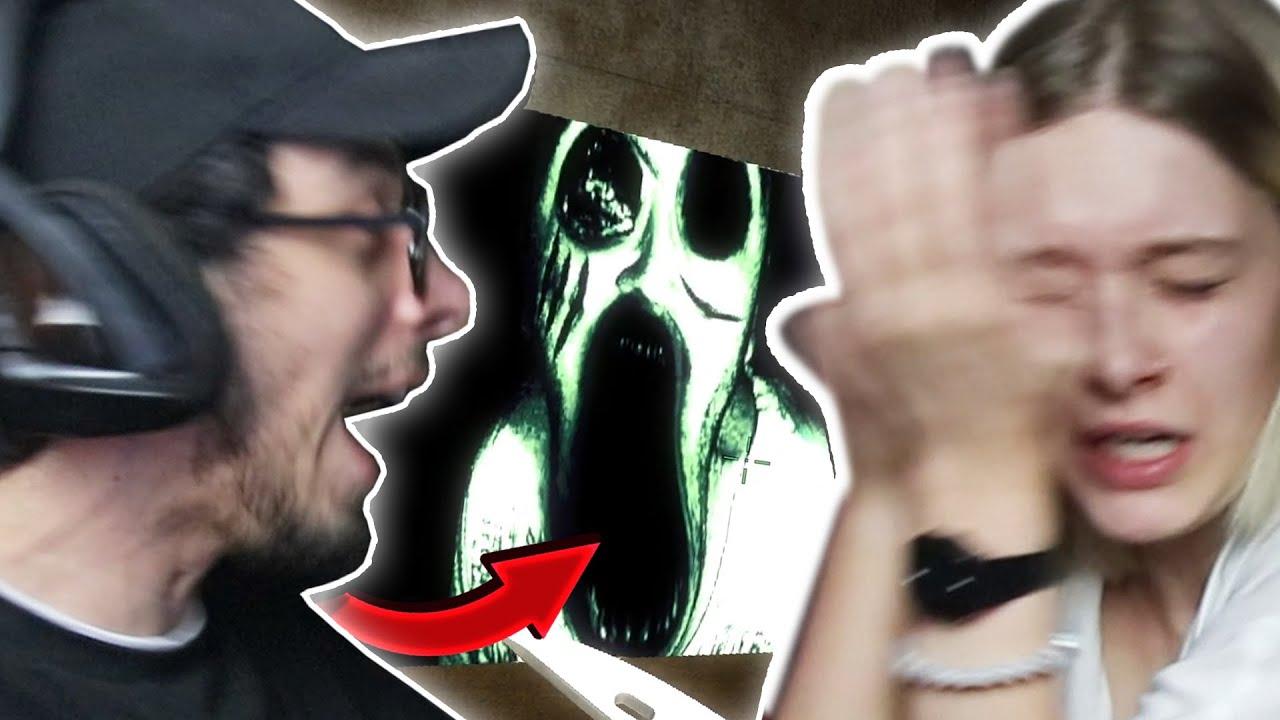 დეას გული წაუვიდა?!   CSGO Crazy Horror #1