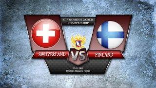 WW 18. Switzerland - Finland