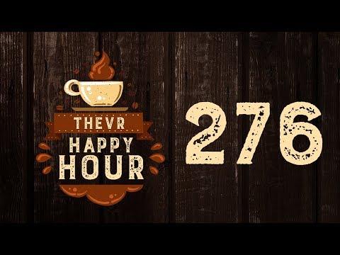 Mozi élmények & David Lynch & Cserebogarak és pókok   TheVR Happy Hour #276 - 04.26.