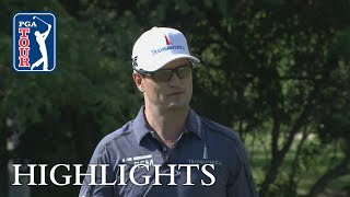Zach Johnson extended highlights | Round 1 | Sony Open