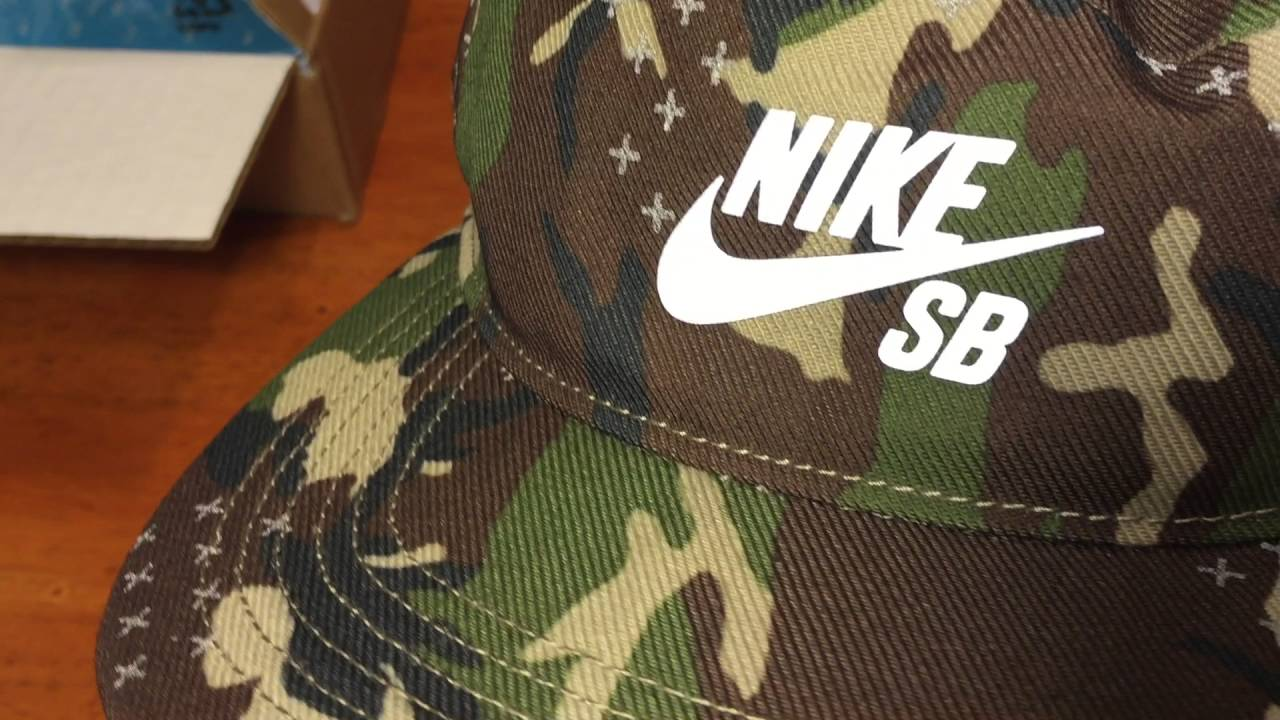 90d2fa7510804 Nike SB 5 panel hat   Nike AW84 run flash dot running hat - YouTube
