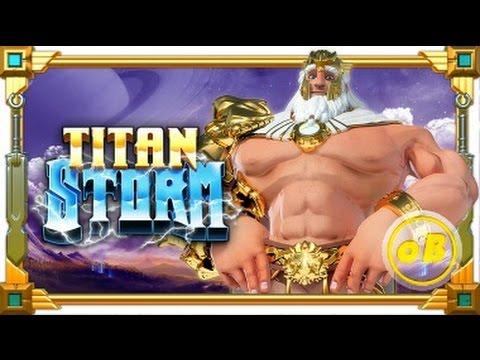 Casino Test Review: Titan Storm
