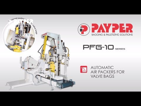 Valve Bag Bagging Machines From Payper - Ehcolo