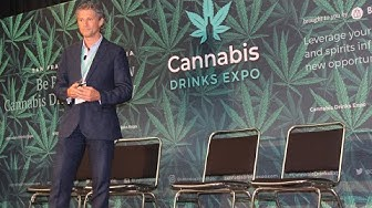 Water-Soluble CBD & THC for Beverages: Cannabis Nanoemulsions, presented by Dr. Alexey Peshkovsky