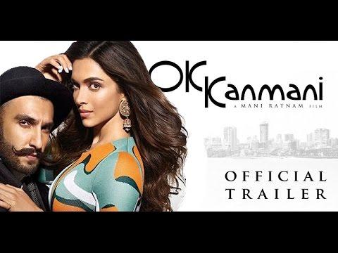 OK Kanmani Trailer ft. DeepVeer | Ranveer Singh & Deepika Padukone | OK Jaanu