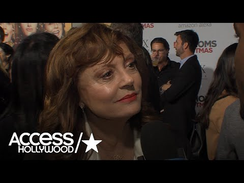 Susan Sarandon Weighs In On The Kevin Spacey Controversy  Access Hollywood