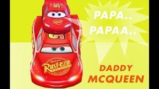 Hebooh!!  Lightning McQueen Nemuin Ayahnya, Daddy McQueen!