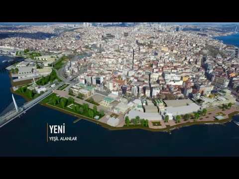 İstanbul Haliç Tüp Geçiş Tüneli