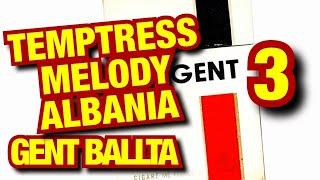 Gent Ballta - TEMPTRESS MELODY (20 G3nT)