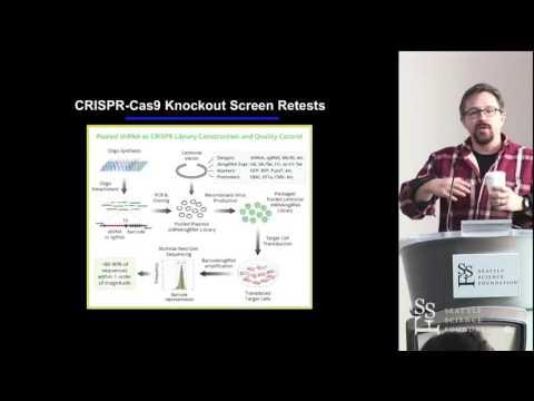 Genome-wide CRISPR-Cas9 gene editing screens - Patrick Paddison, Ph.D.