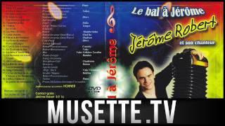 Musette - Jerome Robert - Jessica la mexicaine / Ma jolie mexicaine