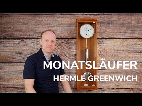Hermle Greenwich 70875
