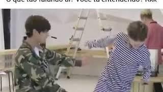 QUANDO FALAM MAL DE MIM PORQUE EU ESCUTO K-POP