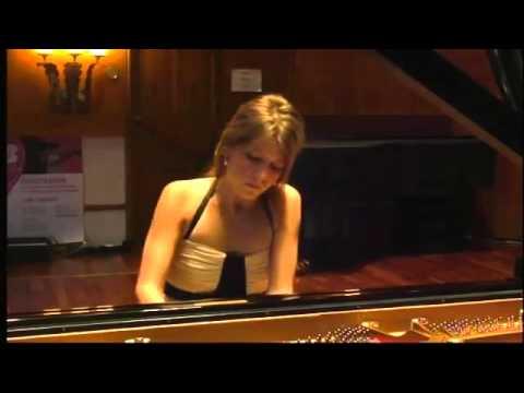 F. Busoni, Prelude in D flat major by Sofia Vasheruk