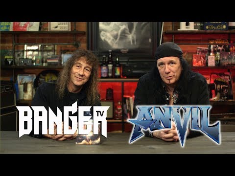 ANVIL on ANVIL: POUNDING THE PAVEMENT...