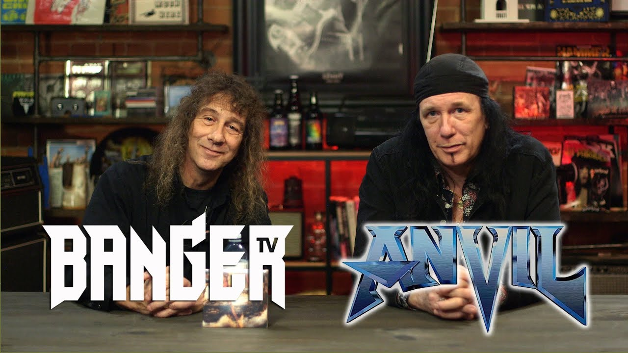 ANVIL on ANVIL: POUNDING THE PAVEMENT Album Review episode thumbnail