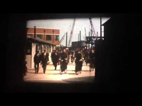 Beverley, East Yorkshire. 1959 Film