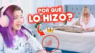 ME HIZO LLORAR!!!😭💔 REACCIONANDO A COPIA DE SEGURIDAD | Leyla Star 💫