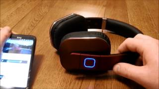 august ep650 bluetooth headphones review