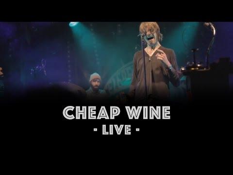 "◄ Cheap Wine ► ""I Come Back From Tomorrow / Demon With A Cat Head"" • Live @ La Grange à Musique"