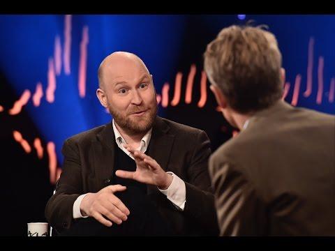 Henrik Dorsin gästar Skavlan   SVT/NRK/Skavlan