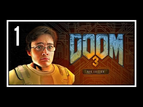 DOOM 3 | Welcome to Mars, Marine [#1]