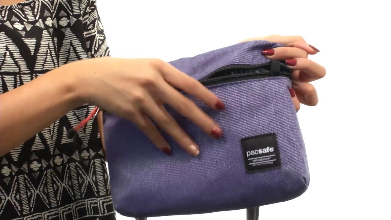 6340f0d318 Pacsafe Slingsafe LX50 Anti-Theft Mini Crossbody Bag SKU 8872026 ...