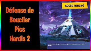 Defense Hardis Peaks 2 Alone - Fortnite Save the World