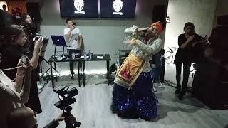 BY BABA YAGA зачитала рэп в небоскрёбе Москва-Сити!