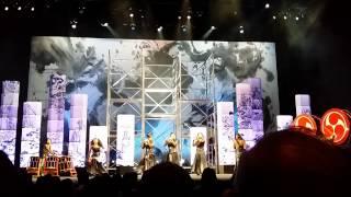 DRUM TAO in Singapore   Seventeen Samurai Encore