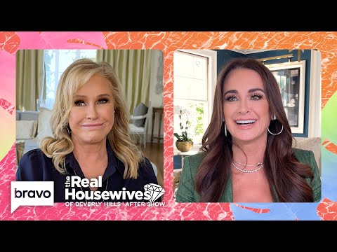 Download Kathy Hilton Didn't Tell Paris and Nicky She Was Joining RHOBH | RHOBH After Show S11 E20