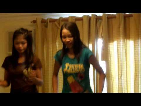Roselyn and Marychris Dance to the Discovery Channel Song