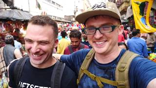 Sam + David's Been Here INDIA FOOD TRIP Starts NOW! NEW India Travel Videos On FRIDAYS!